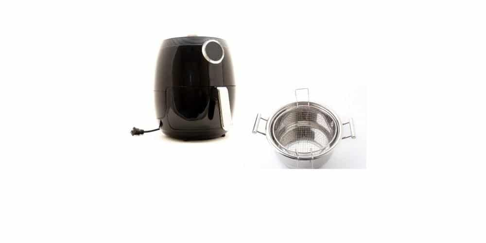Can I Use An Air Fryer Without Basket