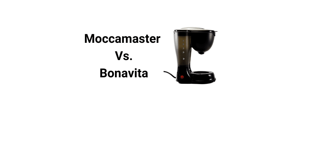 Technivorm Moccamaster Vs Bonavita