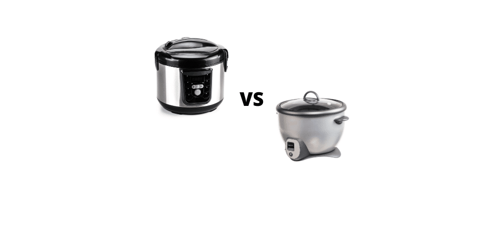 Slow Cooker Vs Rice Cooker