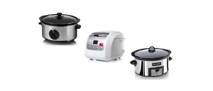 Slow Cooker Vs Rice Cooker