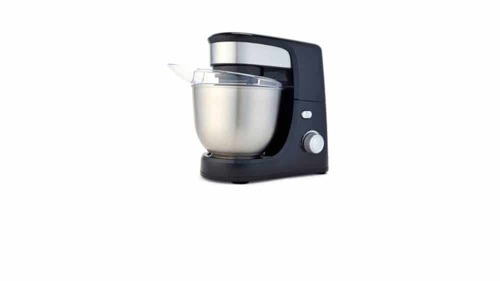 remove bowl from mixer.