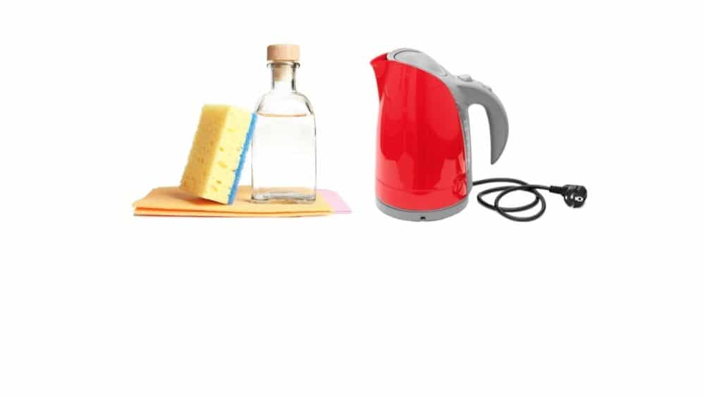 Clean An Electric Kettle Without Vinegar