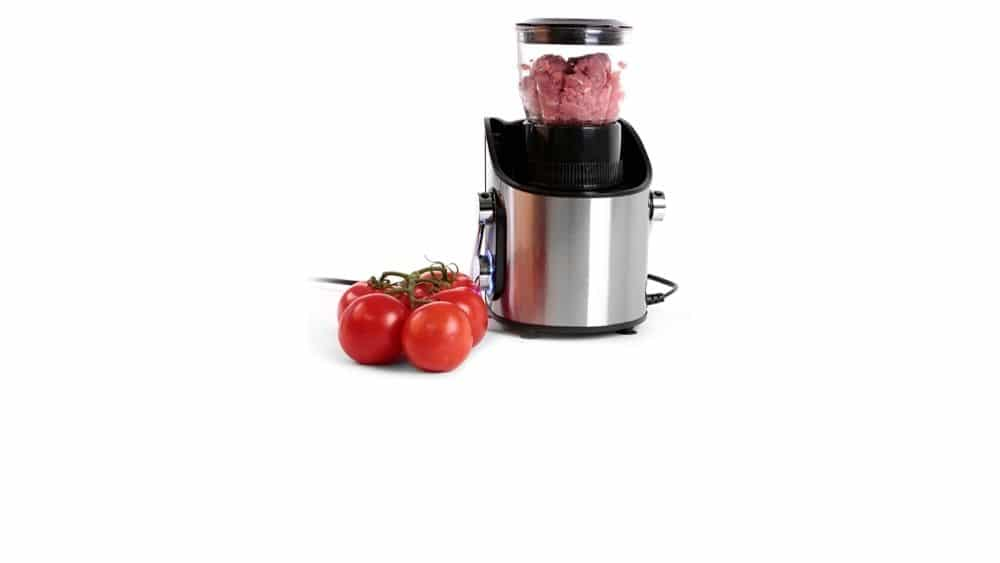 Julienne Vegetables With A Food Processor